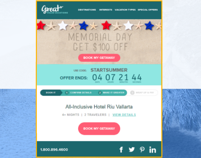 Increase Online Travel Booking